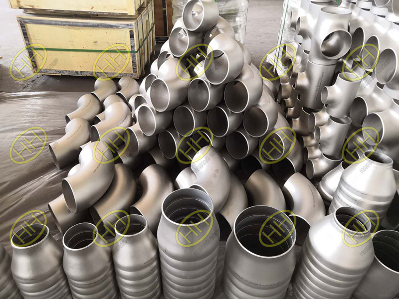 What are the corrosion forms of stainless steel pipe fittings?